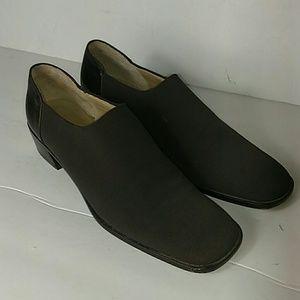 Donald J Pliner Brown Love S1 Slip on Shoes